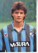 FOOTBALL carte joueur ALESSANDRO BIANCHI équipe INTER DE MILAN