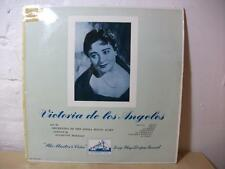ALP1393 VERDI BIOTO ROSSINI Operatic Arias MORELLI DE LOS ANGELES HMV MONO LP