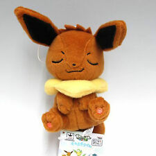 Banpresto Pokemon Eevee Relaxation Time 5 Inch Plush Figure NEW Toys Plushies