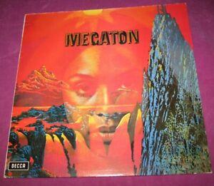 MEGATON - SAME - ACME UK - LONG GONE RE OF MONSTER UK 70'S PROGRESSIVE NEAR MINT