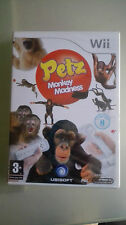 Ubisoft Wii - Pets Monkey Madness
