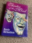 Barrie Richardson-Theatre The Mind -Out Of Print-Mentalism 1st Edition