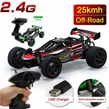 High Speed Racing Car Bigfoot Buggy Toy Remote Control RC Car **UK SELLER**