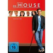 DR.HOUSE SEASON 3 - 6 DVD NEUWARE HUGH LAURIE,LISA EDELSTEIN,OMAR EPPS
