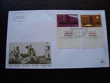 ISRAEL - enveloppe 1er jour 21/3/1963 (B2)