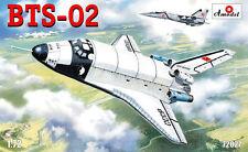 BTS-02 BURAN TEST VEHICLE (ANTONOV DESIGN BUREAU) 1/72 AMODEL 72027