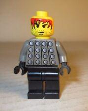 LEGO Soccer Goalie Minifigure Number 1 Gray Shirt