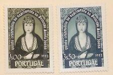 Portugal Stamp 742-3  MNH  Cat $15.50