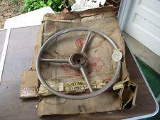 USED 1951-1952 DODGE BEIGE STEERING WHEEL-PART NUMBER 1329265