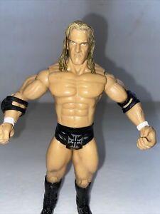 WWF WWE Wrestling Action Figure TRIPLE H 2003 Jakks