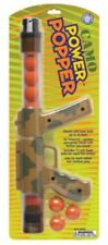 Camo Popper Active Indoors Toy by Hog Wild Foam Ball Launcher Toy 4+