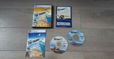 MICROSOFT FLIGHT SIMULATOR X EDITION PROFESSIONELLE sur PC Version FR + CLEF CD