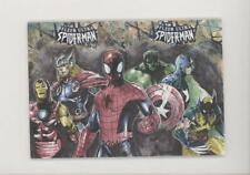 2017 Fleer Ultra Spider-Man Sketch Cards #SC1 Felix Morales Auto Card 4x4