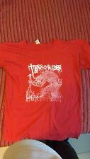 Terrorizer demo vintage shirt 1987 XL pre world downfall carcass napalm death