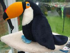 More details for guinness big arthur toucan soft toy- breweriana