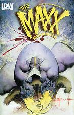 US COMIC PACK MAXX 1-6 (reg) Kieth Loebs IDW