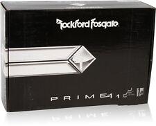 Rockford Fosgate Prime R1200-1D 1200W RMS Class-D Monoblock 1-Ohm Stable Amp