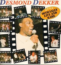 "Desmond Dekker(2x12"" Vinyl LP)Officially Live And Rare-Trojan-TRLD 404-NM/M"