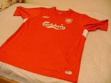 "Liverpool shirt jersey Reebok XXL 46""/48""  vintage"