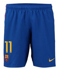 NIKE NEYMAR JR. FC BARCELONA HOME SHORT 2016/17