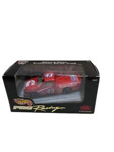 90's Hot Wheels 1:64 PETTY Craftsman Truck HILLS Cummins Dodge NASCAR Racing NIB