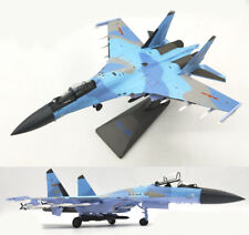 AF1 1/72 China PLA SU-35 Super Flanker Fighter Diecast Model