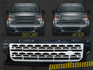 Grill Upgrade fits Land Rover DISCOVERY 3 2005-2009