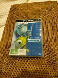 Monsters, Inc. (DVD, 2003, 2-Disc Edition) R4 PAL