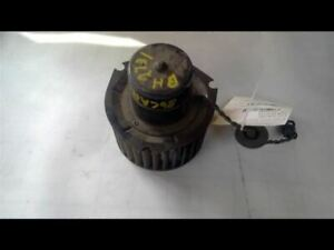 Blower Motor Front Fits 86-90 CARAVAN 157336