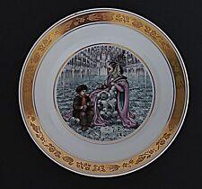 Royal Copenhagen The Hans Christian Andersen Plate The Snow Queen 1975