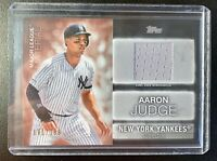 2020 Topps Series One AARON JUDGE Jersey Patch Relic SP /199 New York Yankees