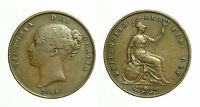 pcc1665_7)  JERSEY 1/13 SHILLING 1844 -  QUEEN VICTORIA