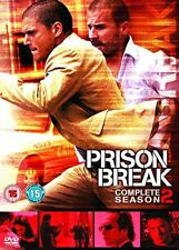 Prison Break: Complete Season 2 [DVD][Region 2]