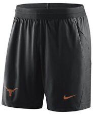 NIKE Texas Longhorns Dri Fit FlyKnit Athletic Sideline Shorts Men Med $55