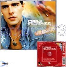 """PAOLO MENEGUZZI """"IN NOME DELL'AMORE"""" RARO CDsingle 2002"""
