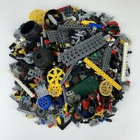 Genuine Lego Technic Bundle 1 Kilo Mixed Bricks Parts Pieces Vehicles Bulk Lot