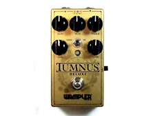 Used Wampler Tumnus Deluxe Overdrive Boost Guitar Effects Pedal