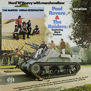Paul Revere & The Raiders - Hard'n'Heavy (with marshmallow) & Indian Reservation