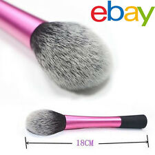 Soft Kabuki Contour Face Powder Foundation Blush Brush Makeup Cosmetic Tool PBX