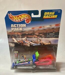 Hot Wheels Action Pack Drag Racing 18736