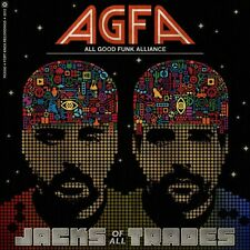 Jacks of All Trades [Digipak] by All Good Funk Alliance Audio CD 2012 NEW