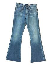 Adriano Goldschmied AG 28R The Farrah High Rise 70's Bell Bottom Denim Jeans
