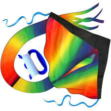 NEW Shade Rainbow Kite For Kids One Of The Selling Toys For Outdoor Games
