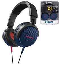 Philips SHL3100BL Headband headphones DJ monitor style SHL3100 Blue /GENUINE
