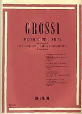 GROSSI METHOD FOR HARP inc POZZOLI 65 STUDIES