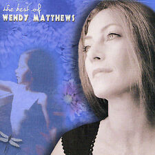 WENDY MATTHEWS The Best Of Stepping Stones CD BRAND NEW