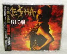 Kesha (Ke$ha) Blow 2011 Taiwan CD w/OBI (The Sleazy Remix)