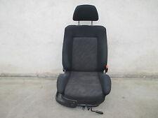 Sportsitz Beifahrersitz Sitz vorne Golf 3 Sitze Ausstattung schwarz