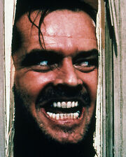 Jack Nicholson The Shining 10x8 Photo