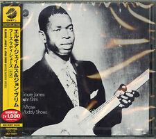 ELMORE JAMES & JOHN BRIM-WHOSE MUDDY SHOES+2-JAPAN CD BONUS TRACK B50